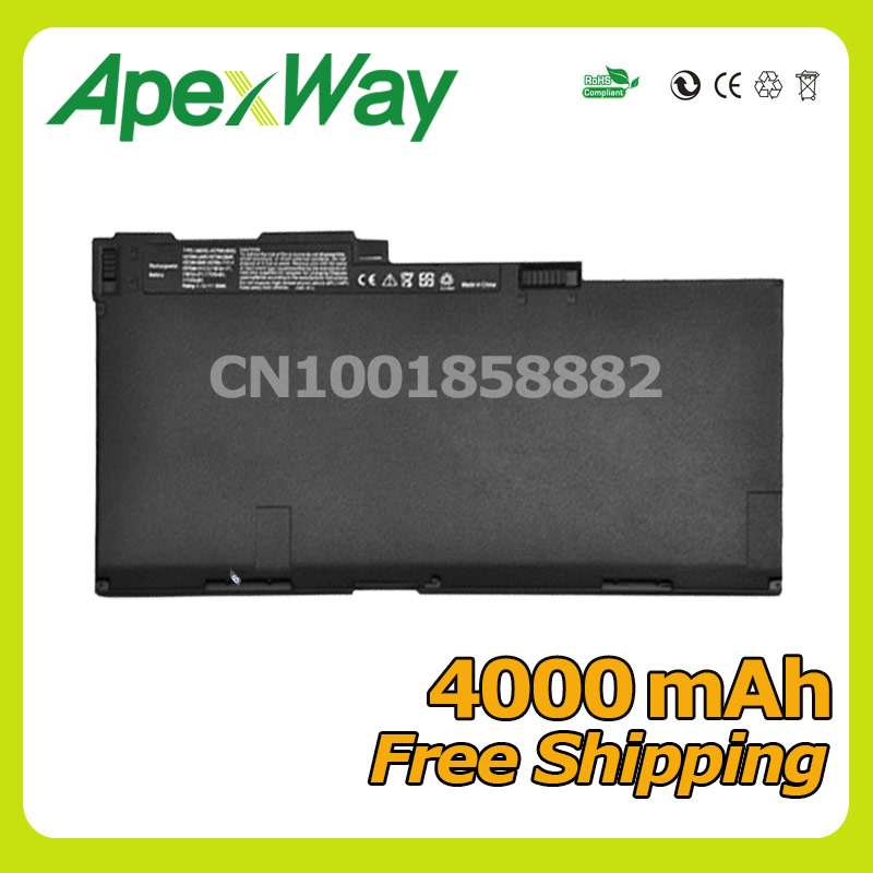 Apexway 4000mAh Laptop battery For HP CM03XL CM03 CM03050XL HSTNN-IB4R 717376-001 740 745 750 755 840 845 850 855 G1 G2 Series gzeele english laptop keyboard for hp elitebook 840 g1 850 g1 840 g2 850 g2 series us layout with backlit with pointing stick