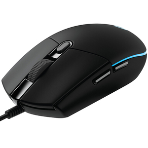 Image 2 - Logitech mouse G102 PRODIGY gaming mouse with New 8000DPI logitech wired mouse for overwatch DOTA PUBG LOL mouse gamer