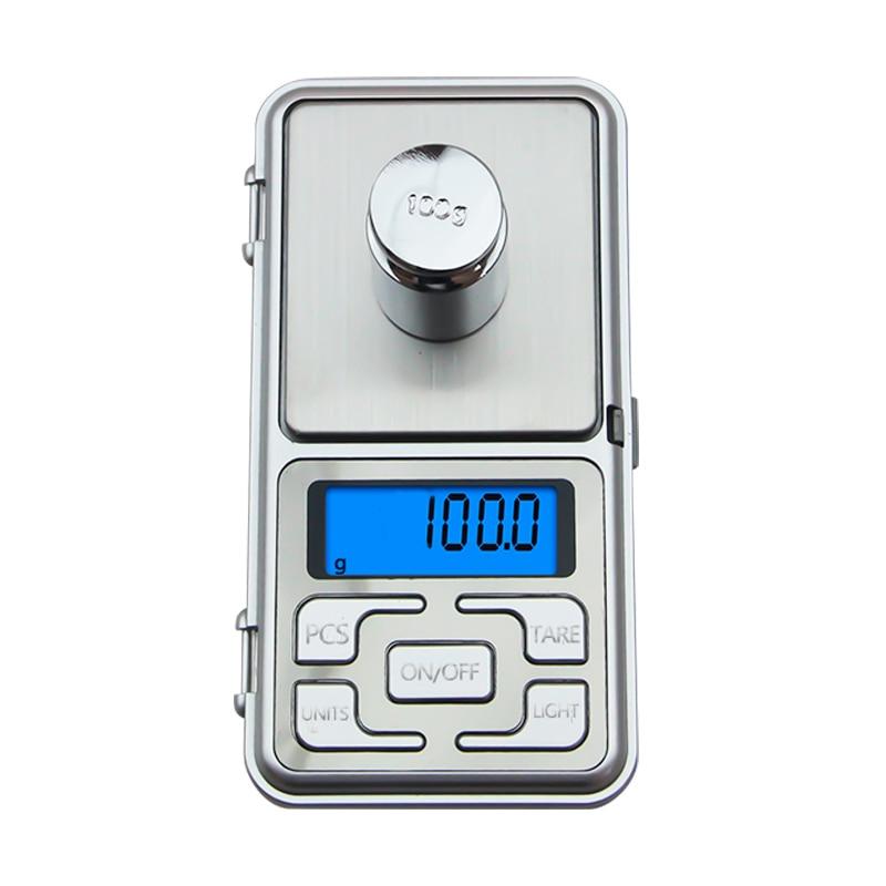 Mini bilancia digitale di precisione per bilance per gioielli in - Strumenti di misura - Fotografia 5