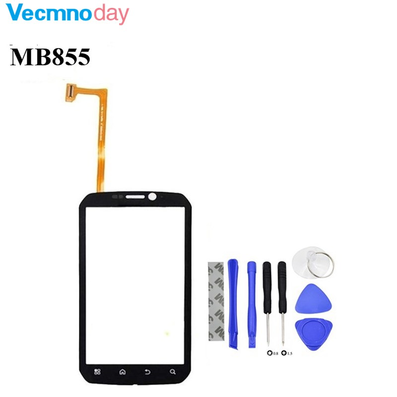 Vecmnoday For Motorola Photon 4G MB855 Electrify Touch Screen Digitizer Glass Replacement Part+tools