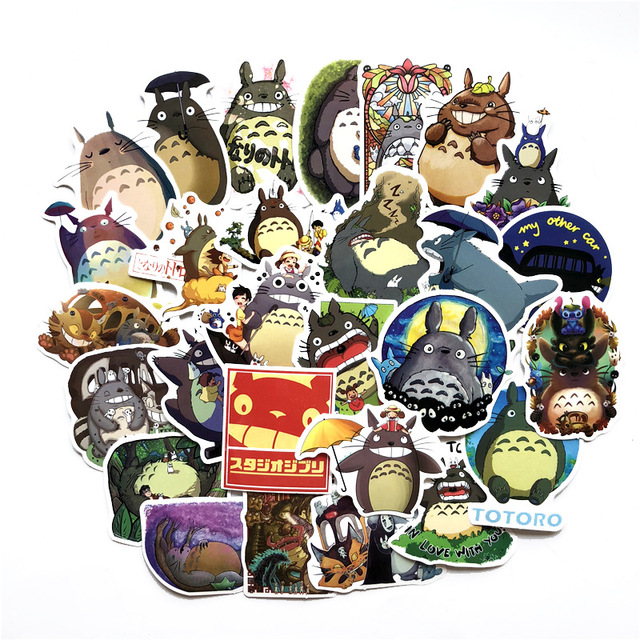 50pcs/set of Galesaur Car Stickers Versions for luggage on Motorcycle Suitcase Home Decor Phone Laptop Covers DIY Y181006