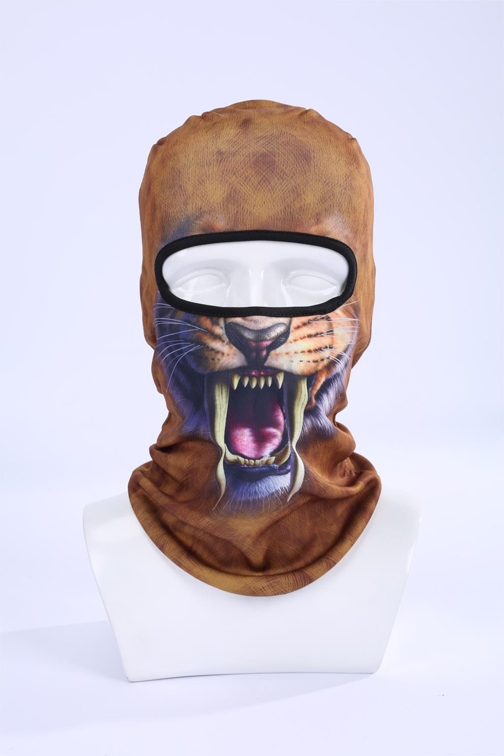 Hot Sale 2016 Cool ! 3d Animal Ski Hood Hat Veil Balaclava Full Face Mask Outdoor Sports Bicycle Cycling Masks Bbb03