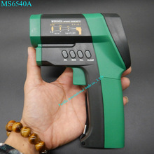 Best Buy MASTECH MS6540A Infrared Thermometer Auto Range Non-contact Infrared Thermometer IR  Meter Tester -32C~850C D:S (30:1) with box