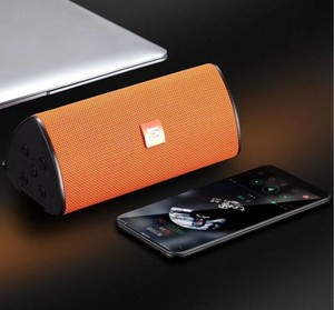 Image 2 - Portable Bluetooth speaker speaker, wireless portable speaker with 10W stereo system and surround music outdoor speaker