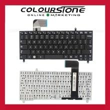 Установить США черная клавиатура для ноутбука для samsung N210 N220 NP-N210 NP-N220 N250 NP-N250 без рамки