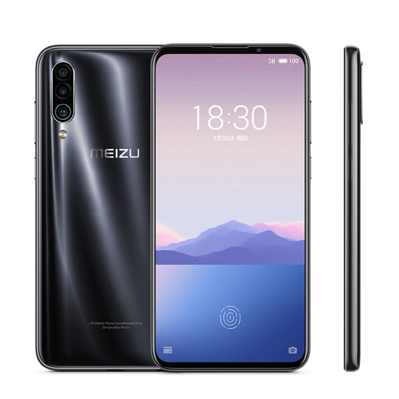 "Image 4 - Global Version Meizu 16XS 6GB 64GB 16 XS Smart Phone Snapdragon 675 6.2"" 48MP Triple Camera AI Front 16MP 4000mAhCellphones   -"