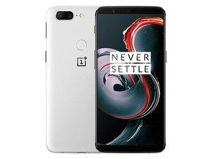 "Image 5 - Original New Unlock Version Oneplus 5T Mobile Phone 4G LTE 6.01"" 6GB RAM 64GB Dual SIM Card Snapdragon 835 Android Smartphone"