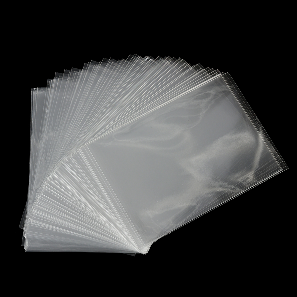 buy 100pcs clear sweets cookies lollipops cake cellophane bags packaging candy. Black Bedroom Furniture Sets. Home Design Ideas