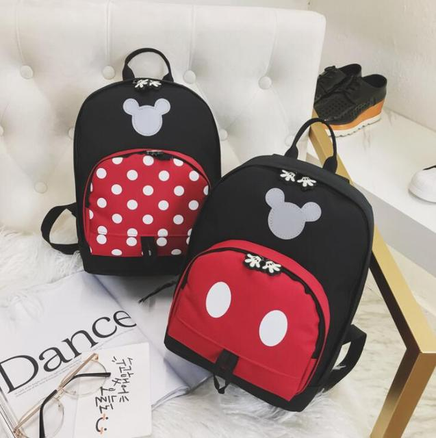 Sac à dos Mickey Minnie