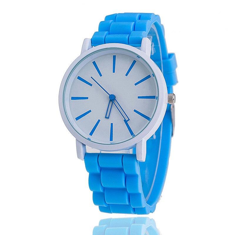 Splendid Unisex Young Man Casual Silicone watch Beautiful dress Shock Clock Top Fashion Wrist Watch Male Gift orologio uomo relo