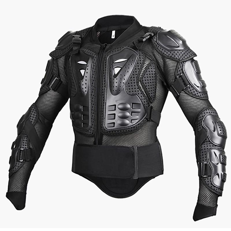 Motocicleta Tartaruga Jaquetas MOTO Completa Body Armor Spine Peito de Proteção Engrenagem Jacket tamanho M, L, XL, XXL, XXXL