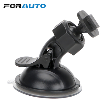 FORAUTO Car Holder DVR Holder Car Driving Recorder Bracket 360 Degree Rotating Sport DV Camera Mount for Xiaomi YI GoPro image