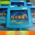 Pandora's 520 in 1 Pandora jamma Blue arcade machine box game board games multi game card VGA output for CRT/CGA arcade cabinet