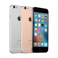 Original Apple iPhone 6 1 GB de RAM 4,7 pulgadas IOS Dual Core 1,4 GHz teléfono 8,0 MP Cámara 3G WCDMA 4G LTE utiliza 64GB ROM