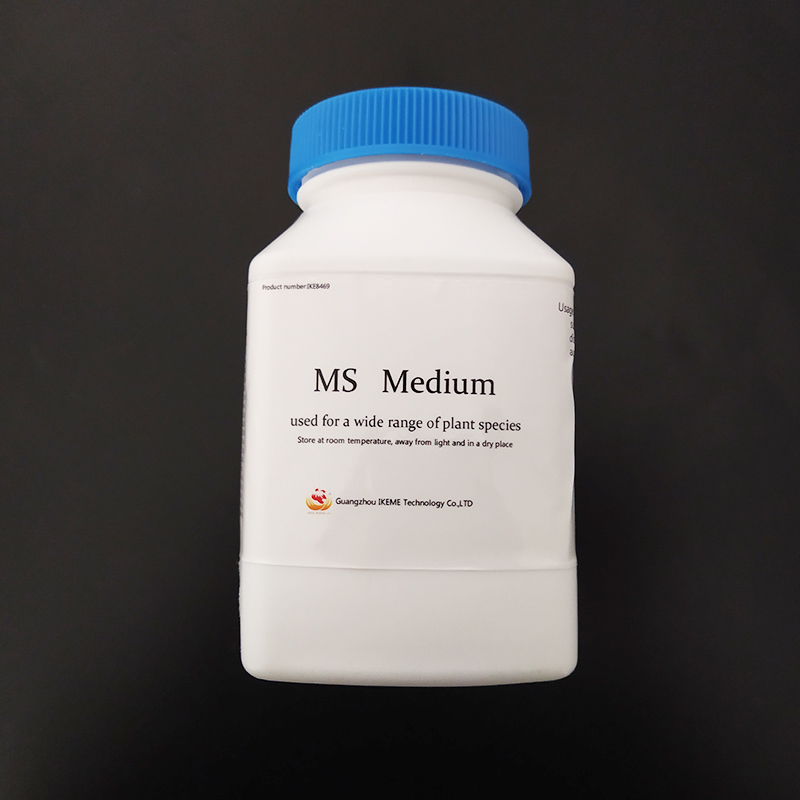 250g Lab Murashige Skoog Medium Ms Tissue Culture Medium Media