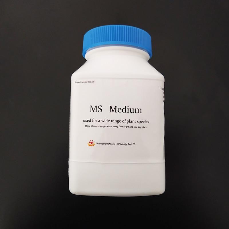 250g Lab Murashige Skoog Medium Ms Tissue Culture Medium Media