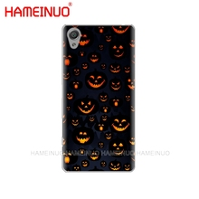 Halloween pumpkin Cover phone Case PU27