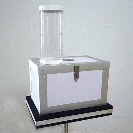 Master Prediction System - (White),Magic Trick,Close Up Magic,Mentalism,Stage Magic Props,Comedy,Party Trick,Illusions