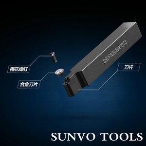 Image 2 - SRDCN1010H10/SRDPN1010H10/1212H10 CNC Turning Tools Screw Fastening External Turning Holder Use RPMT RDMT RPGT 10T3/08T2
