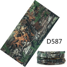 Wholesale Cool Scarf Motorcycle Seamless Camo Ski Headwear Sport Bandana Custom Multifunction hijab Tube Unisex Magic Bandanas