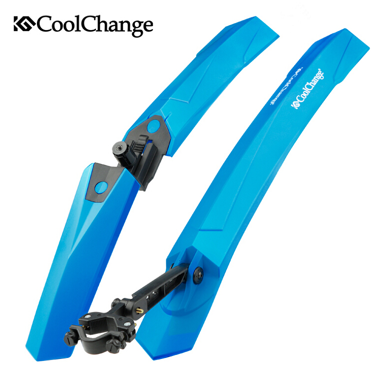 Coolchange Bike Bicicleta Cycling Fixie MTB Front Rear Quick Release Fender Guardabarros Bicicleta Accesorios Bicycle Mudguard