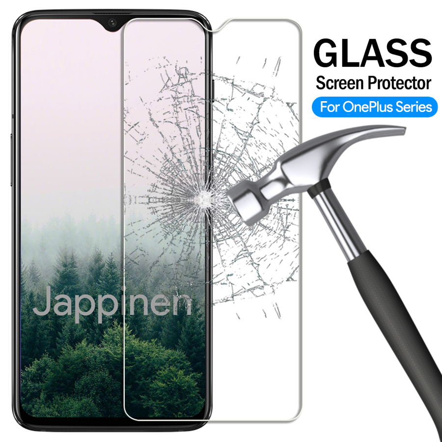 0.26mm 9h 2.5d Tempered Glass Screen Protector For Oneplus 6t 6 5 5t 3 3t One Plus 6 Explosion Proof Fingerprint Resistant Sale Price