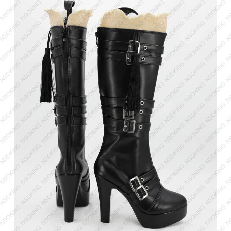 Final Fantasy XV Iris Amicitia Cosplay Shoes Boots Tailor Made In From Novelty Special Use On Aliexpress