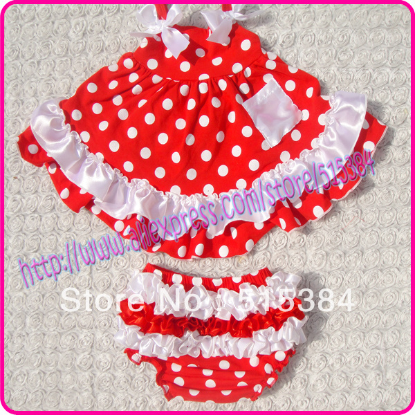 067d6d80592e0 3sets lot free shipping red white dots swing top set baby christmas dress  cheap clothes online shop red dress white polka dots-in Clothing Sets from  Mother ...