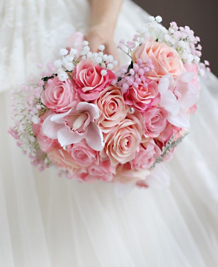 Iffo Benutzerdefinierte Kreative Traditionellen Rosa Rosa Orange
