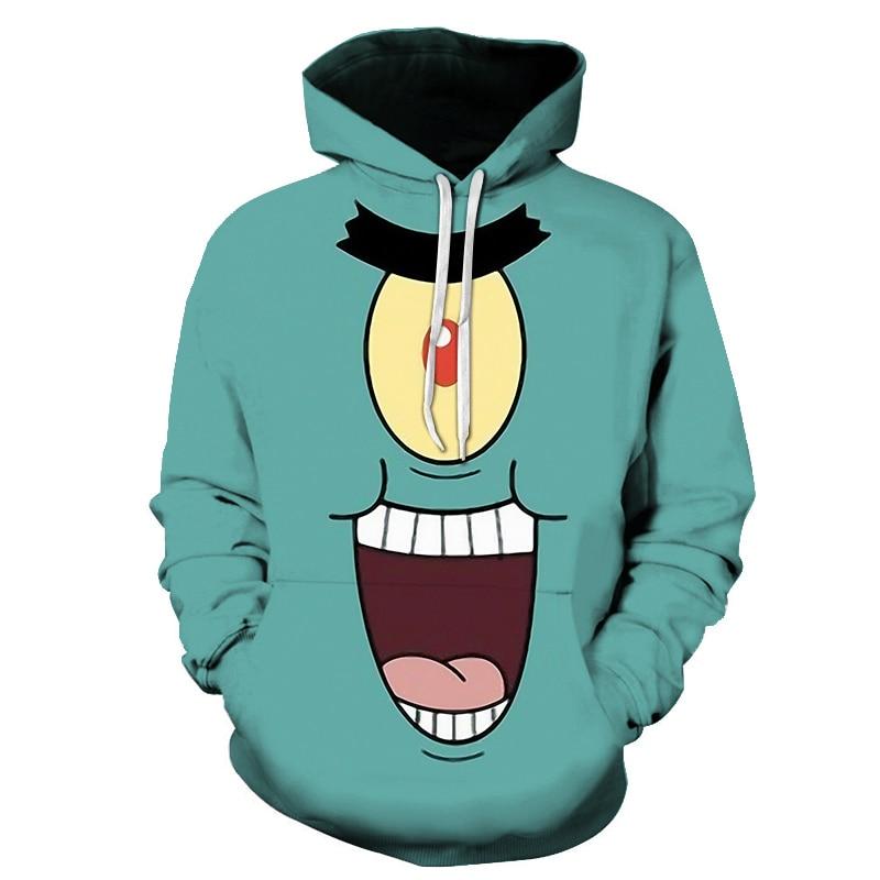 Image 4 - Men Women Anime My Neighbor Totoro Hoodie Cosplay Costume Warm Sweatshirts Unisex Cartoon Pullover Spring Casual Brand S 6XL-in Hoodies & Sweatshirts from Men's Clothing