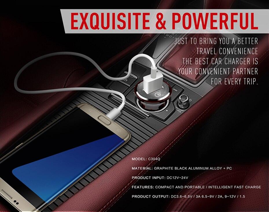 LDNIO C304Q car charger (9)