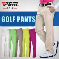 PGM Golf Mens Pants Clothes XXXL Waterproof Sports Golf Trousers Men Summer Thin Quick Dry Breathable