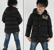 children's jackets teenage big boys child winter jacket thick hooded parkas warm boys winter coat down jacket winter outerwear