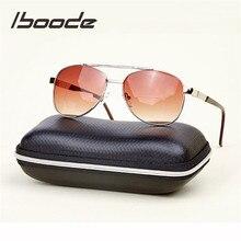 8b7a7137aa Iboode Bifocal gafas de lectura Unisex dioptrías gafas de sol polarizadas  para hombre lentes presbiópicas + 1,0 + 1,5 + 2,0 + 2,.