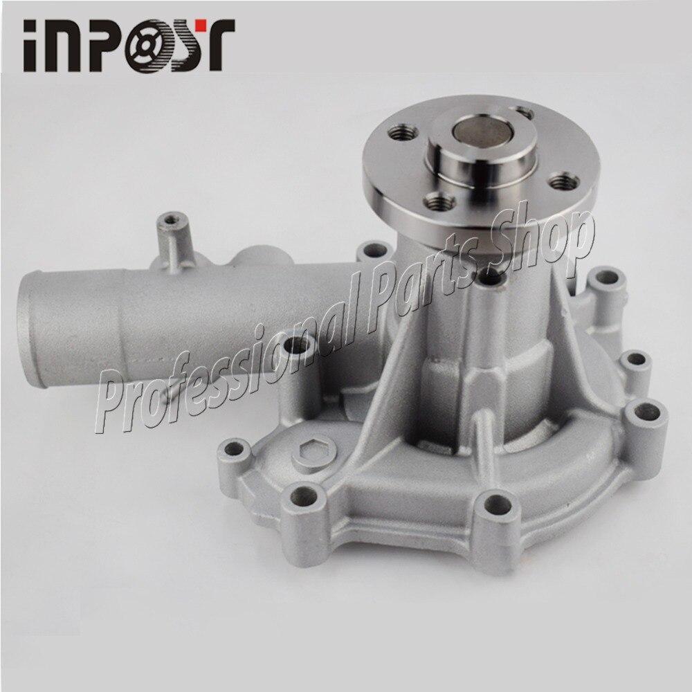 New Water Pump For Komatsu WB97R 2 WB150AWS 2N WB150 2N WB140PS 2N 123907 42000
