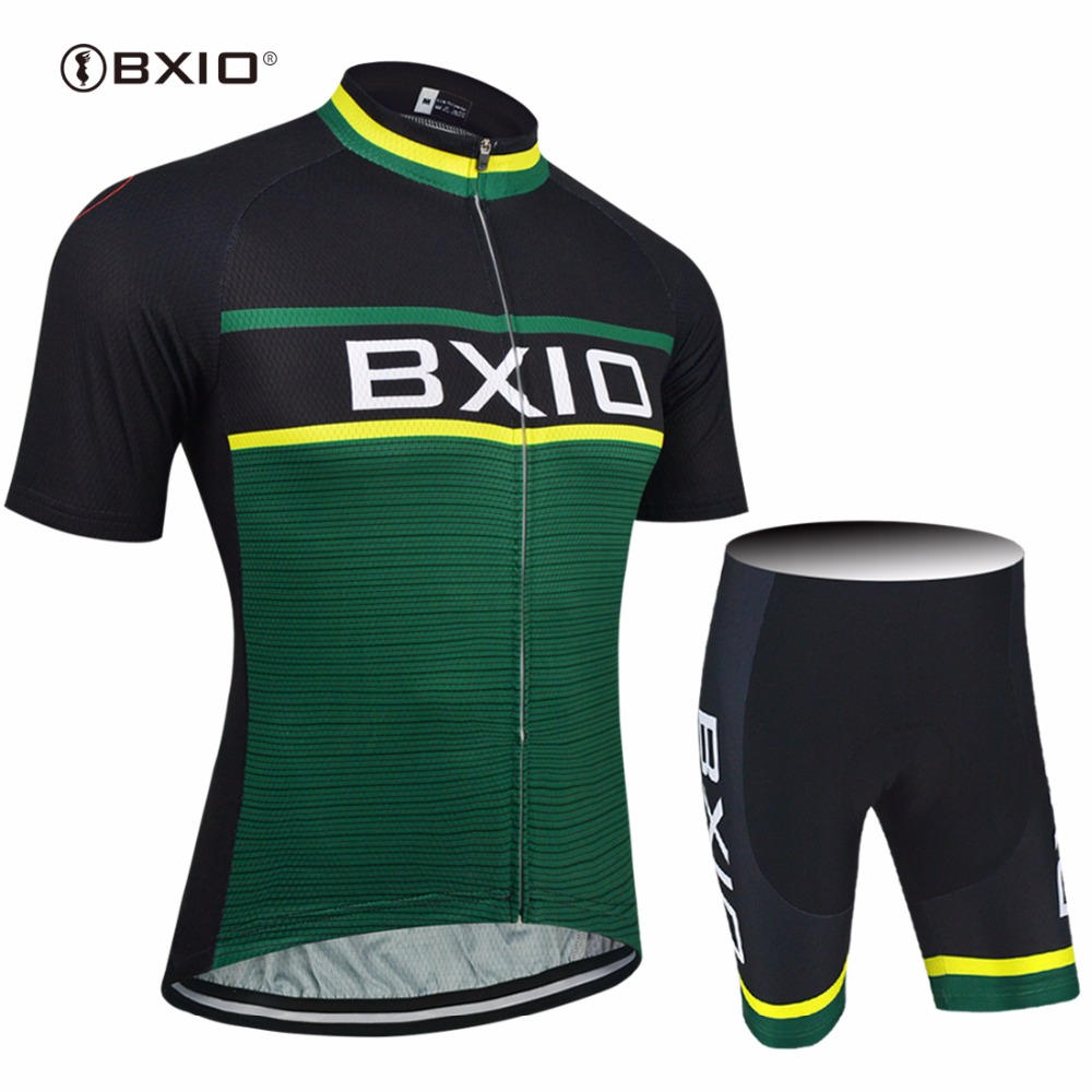 Bxio Men's Cycling Jersey Short Sleeve Pro Team Bicycle Clothes Custom Bike Jerseys MTB Summer Cycling Clothing Ropa Ciclismo 92 new team teleyi cycling jerseys 2017 short sleeves summer breathable cycling clothing pro mtb bike jerseys ropa ciclismo
