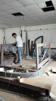 Shanghai China Factory Producing Wrought Iron Doors High Quality Export To U S Model Hench Ad4