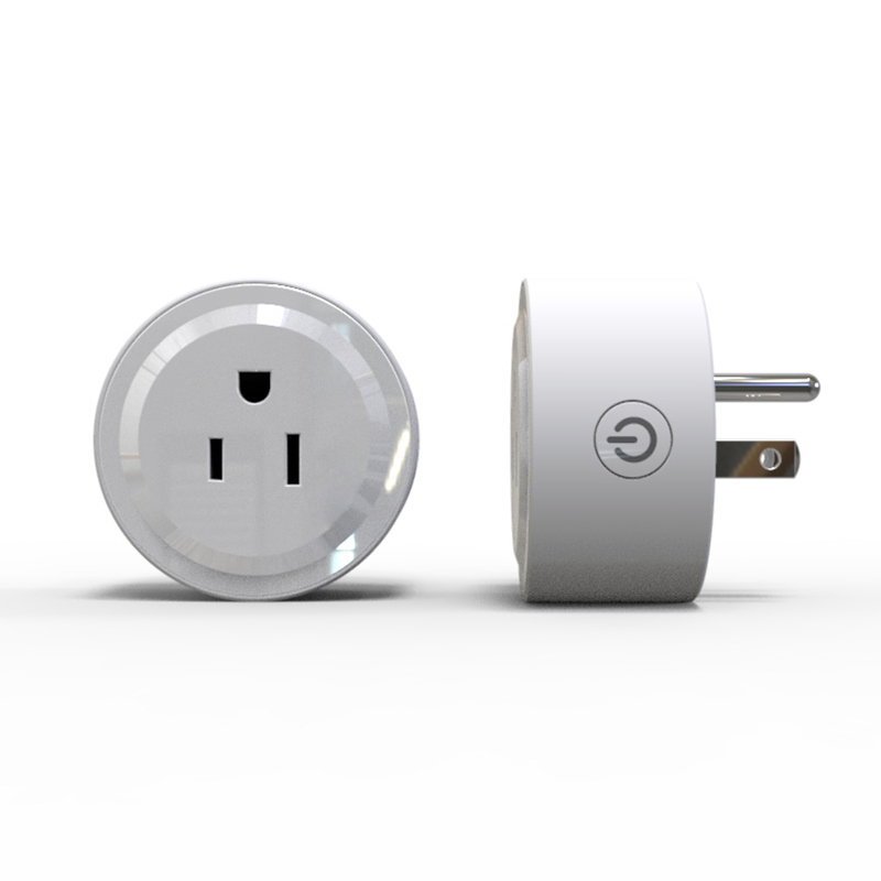 Mini Smart Socket US WIFI Power Socket Electric Energy Monitoring Smart Plug Sockets Compatible Google Home And Amazon Alexa все цены