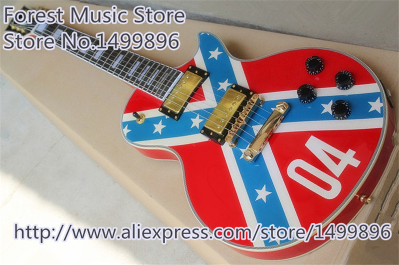 Chinese 04 Memorial Flag Finish LP Custom Electric Guitar Same As Picture For Sale build a bear workshop promise pets pink dog leash