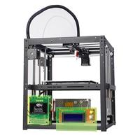 2019 Доставка из Германии Flyingbear P905 металлический высокое качество точность Makerbot Структура DIY3d комплект принтера