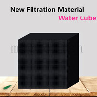 Aquarium filter Water Cube New Filtration Material Rapid water purification ,Contains activated carbon, adsorption impurities
