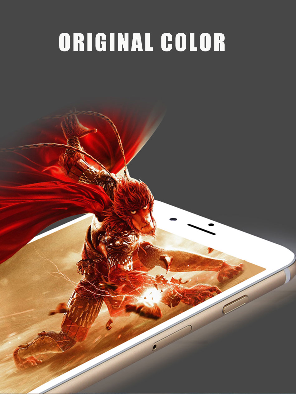 9H 3D Tempered Glass Cover For Samsung Galaxy S7 Edge S8 S9 Plus Note 8 9 Phone Shockproof Protective Cover Light Screen Glass in Phone Screen Protectors from Cellphones Telecommunications