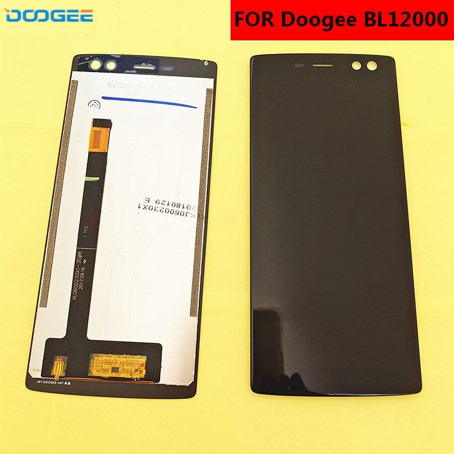 Original! para 6.0 polegada 18:9 Doogee BL12000 BL12000 Pro Display LCD E Tela Sensível Ao Toque + Ferramentas Substituição de peças