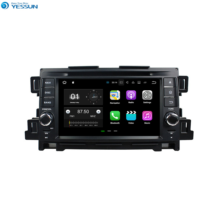 YESSUN For <font><b>Mazda</b></font> <font><b>CX</b></font>-<font><b>5</b></font> 2011~2012 <font><b>Android</b></font> Car Navigation GPS Audio Video <font><b>Radio</b></font> HD Touch Screen Stereo Multimedia Player. image