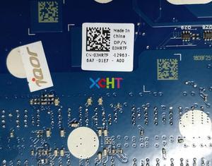 Image 5 - עבור Dell Alienware 17 R4 JHRTF 0 JHRTF CN 0JHRTF BAP10 LA D751P I7 6700HQ GTX1060 6 GB מחשב נייד האם Mainboard נבדק