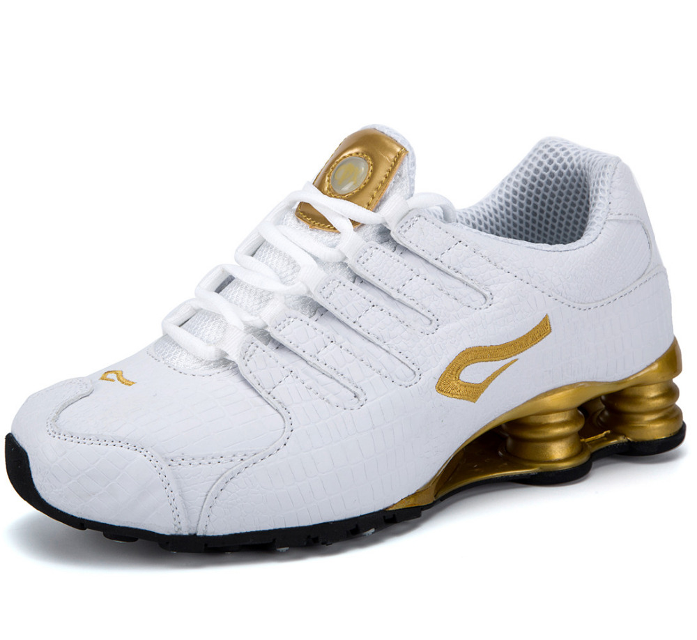 269ab2843cb7 Brand CPX men s original Shox Technical original Walking Shoes zapatos de  hombre mens athletic Outdoor sport Cushioning running-in Walking Shoes from  Sports ...