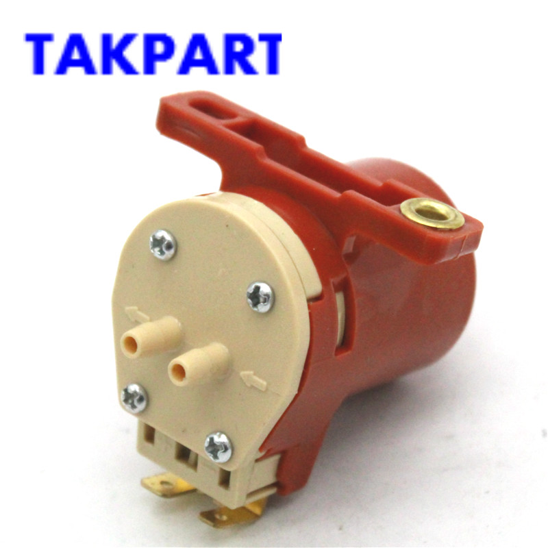 TAKPART Front Window Windscreen Washer Pump Single Outlet for Peugeot 504 1974-1984 Car image