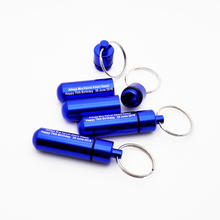 Personalized Home tools for elderly Emergency Kits colorful pill bottles best health care gifts grandpa grandma