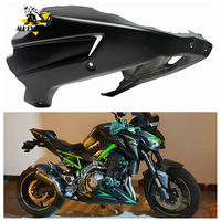 For KAWASAKI Z900 2017 Engine Spoiler Fairing Aftermarket Motocycle fairing cover protector Bellypan Engine Spoiler Fairing ABS