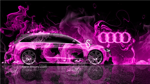 NEW hot Home Decor Canvas Fabric Cloth Poster Top Selling The Cool Car Poster Free shipping #0mwe6